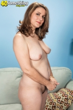 Gia Marie and her unshaved pussy