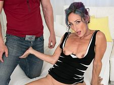 Sadie's first-ever porn video: That babe gets ass-fucked!