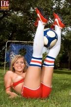 Soccer Whore in Socks