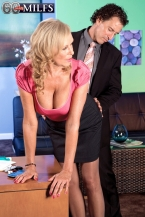 The Boss Has A Sex cream pie For Bethany